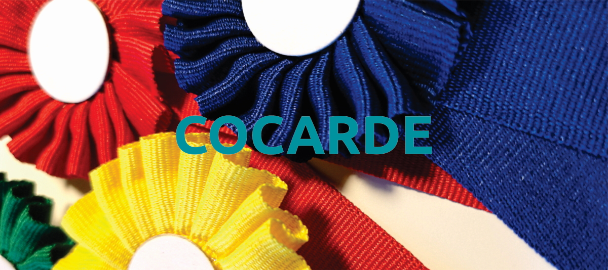 COCARDE / ROSETTES